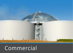 Commercial - Tank Liners, Leak Detection