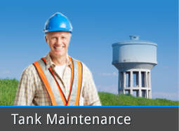 Tank Maintenance - Dam Liners, Settlement Ponds